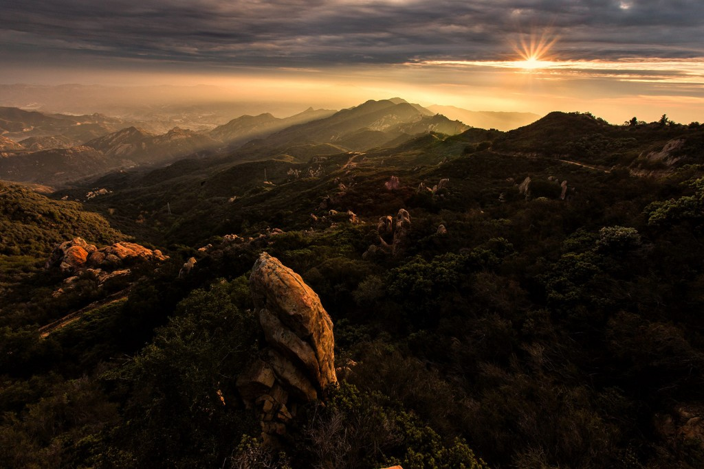 Image result for Santa monica Mountains